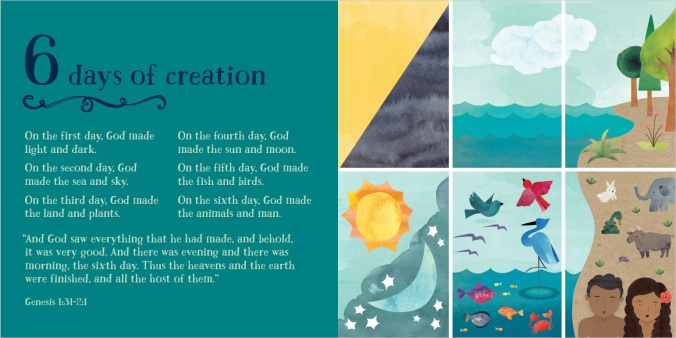 6 Days of Creation