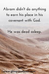 Abram Covenant