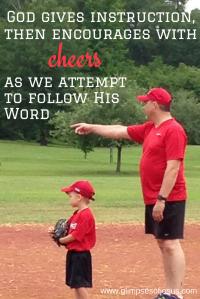 God is the Coach Pinterest