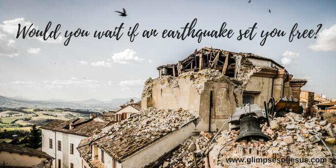 Earthquake Twitter