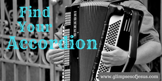 Find Your Accordion