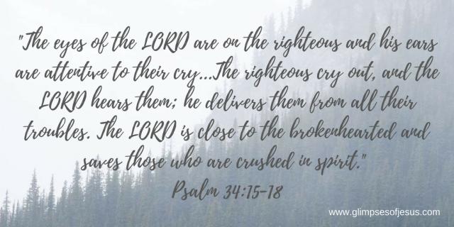 Psalm 34 Twitter