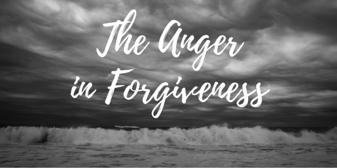 The Anger in Forgiveness Twitter