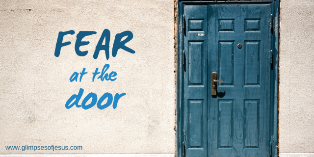 Fear at the Door