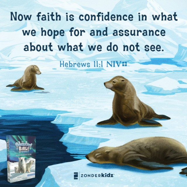 Adventure Bible Confidence