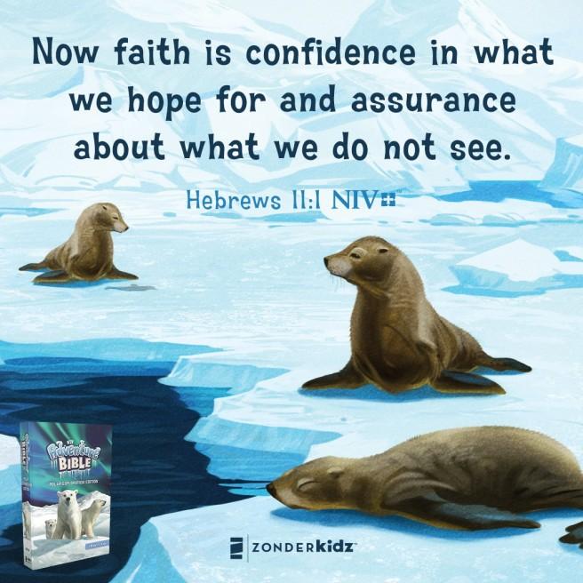 Adventure Bible Confidence